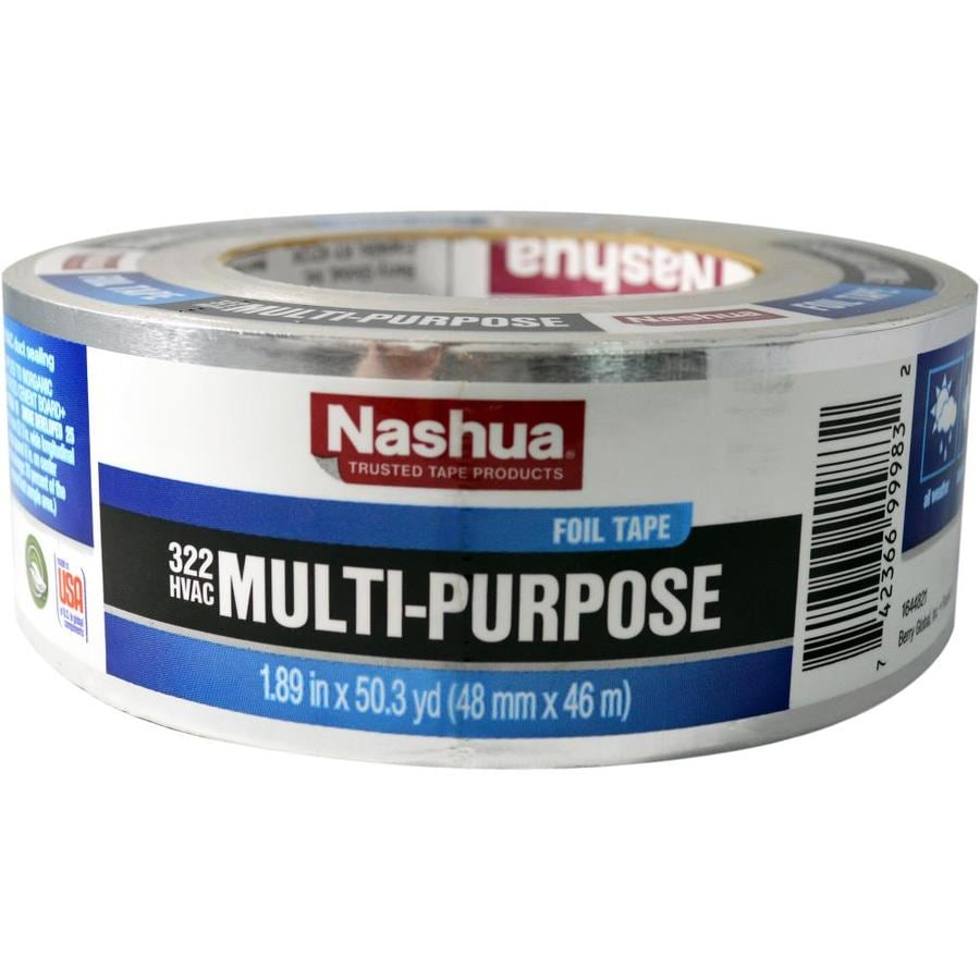 Nashua 1.89-in x 150-ft Foil Tape