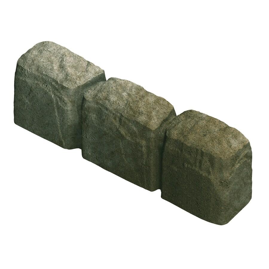 Bertram Tan Empire Edging Stone (Common: 5-in x 15-in; Actual: 5.5-in x 15.3-in)