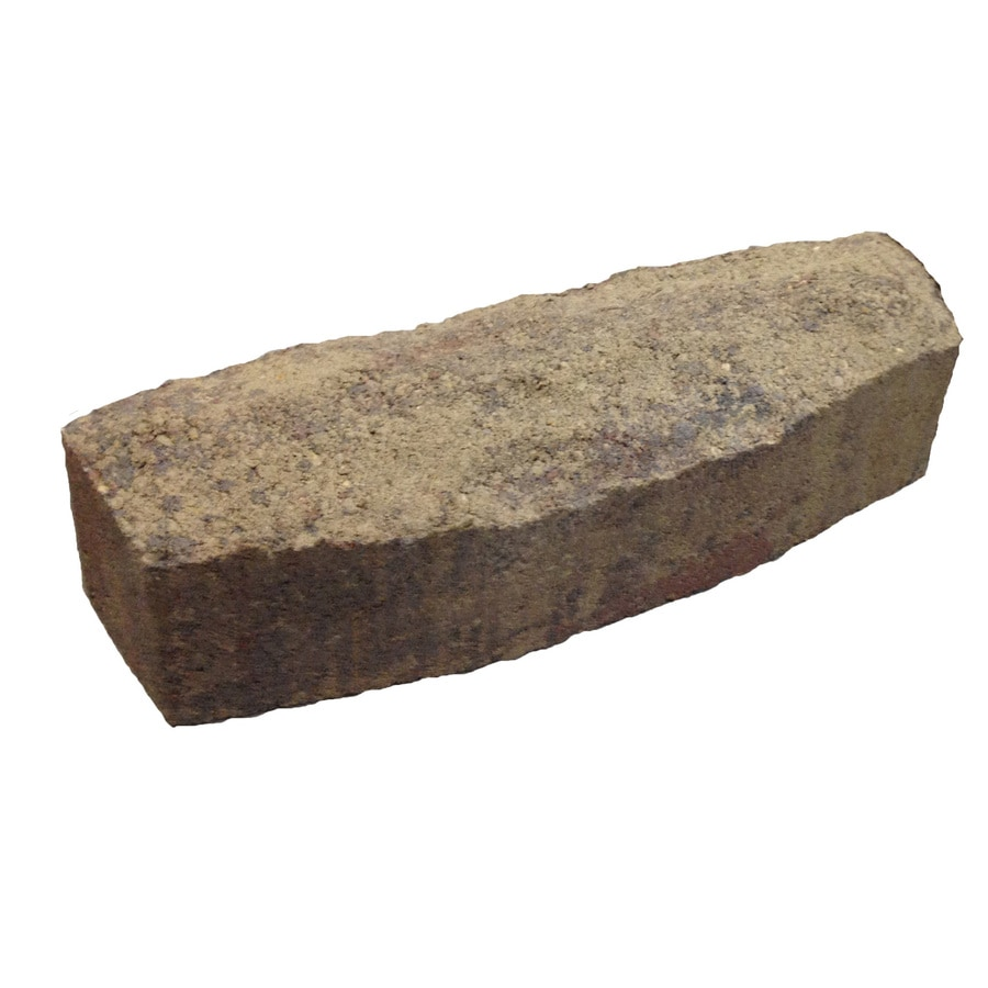 Allegheny Concrete Straight Edging Stone (Common: 3-in x 10-in; Actual: 3.2-in H x 10-in L)