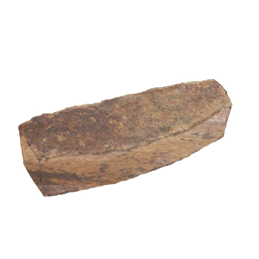 Harvest Concrete Straight Edging Stone (Common: 3-in x 10-in; Actual: 3.2-in H x 10-in L)