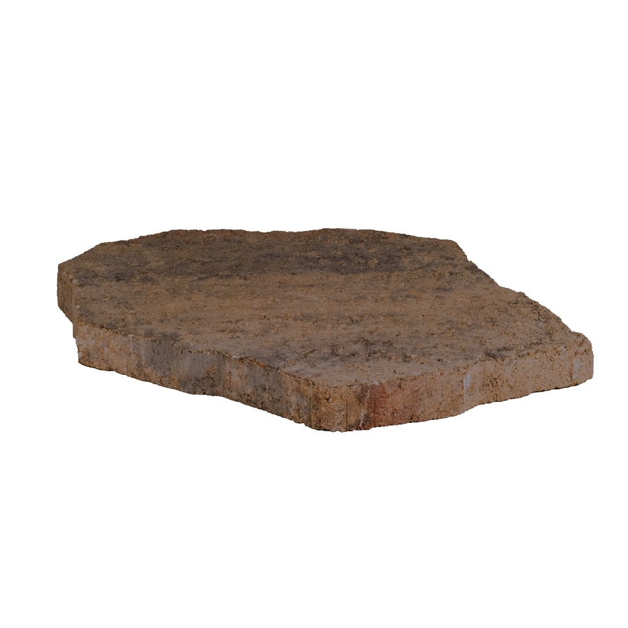 Tranquil Portage Concrete Patio Stone (Common: 16-in x 21-in; Actual: 15.2-in x 20.7-in)