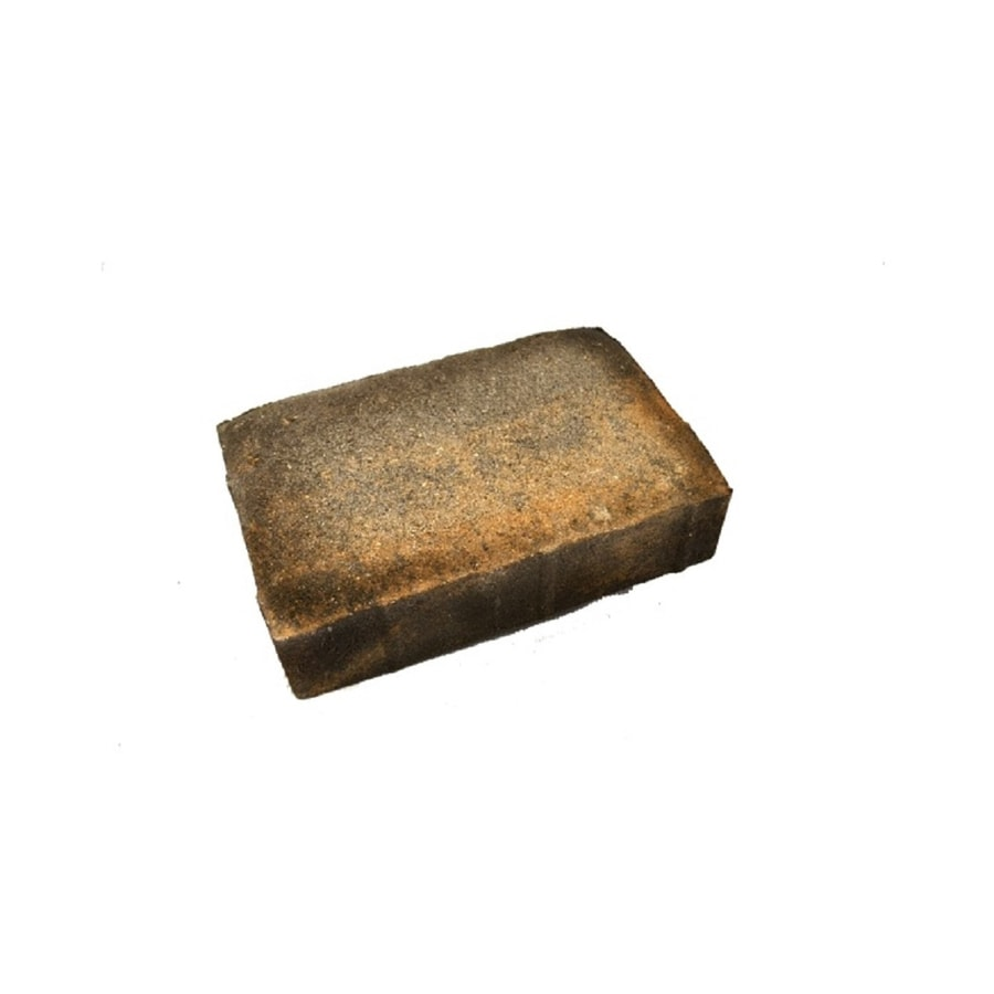 Belgard Tan Charcoal Concrete Paver (Common: 6-in x 9-in; Actual: 6.22-in x 9.37-in)