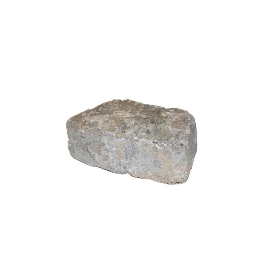 Allegheny Flagstone Concrete Retaining Wall Block (Common: 8-in x 3-in; Actual: 8.2-in x 3-in)