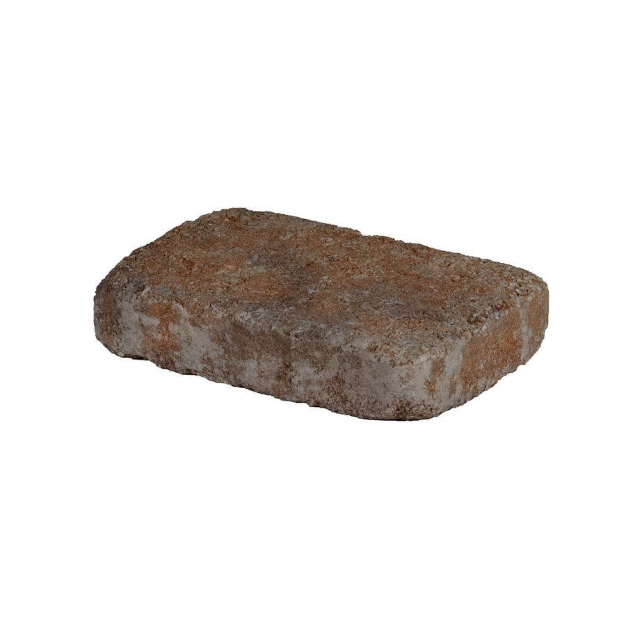 Tranquil Concrete Patio Stone (Common: 6-in x 9-in; Actual: 5.8-in x 8.8-in)