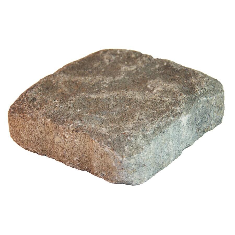 allen + roth Luxora Fredrickson Countryside Patio Stone (Common: 6-in x 6-in; Actual: 5.8-in H x 5.8-in L)