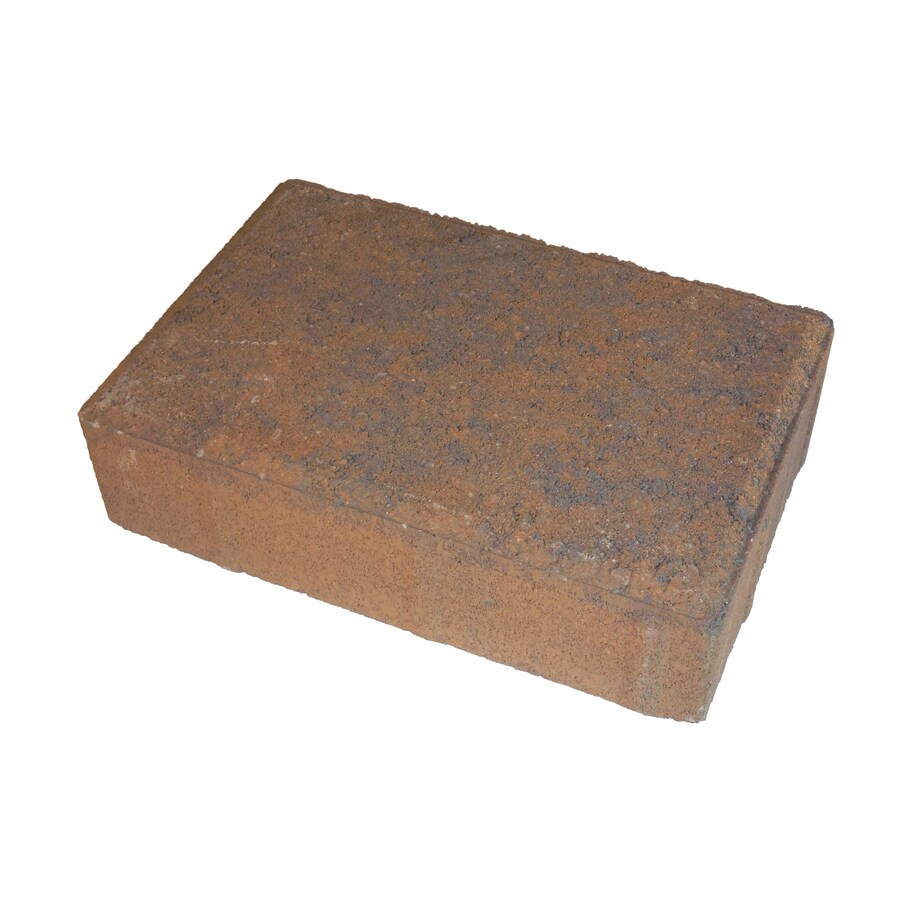 Jaxon Concord Cobble Concrete Paver (Common: 6-in x 9-in; Actual: 5.8-in x 8.7-in)