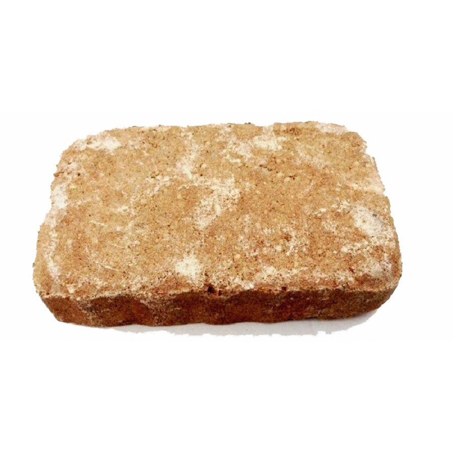 Sand Hill Concrete Patio Stone (Common: 6-in x 9-in; Actual: 5.88-in x 8.88-in)