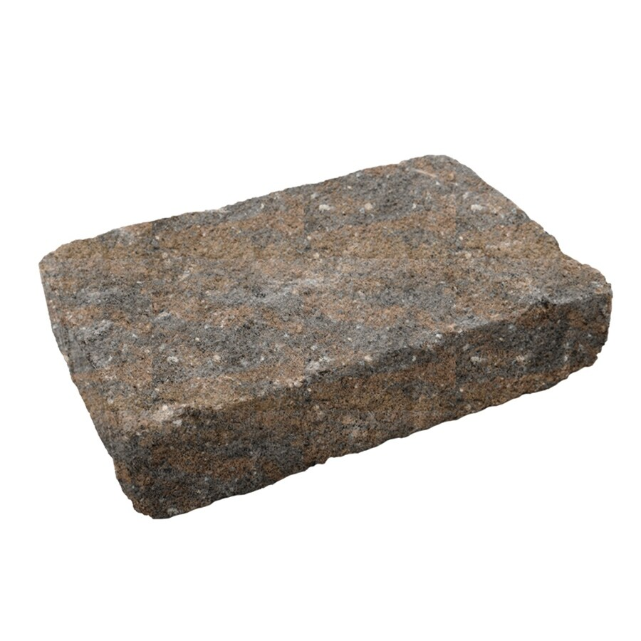 Sheffield Concrete Paver (Common: 7-in x 11-in; Actual: 7.1-in x 10.6-in)