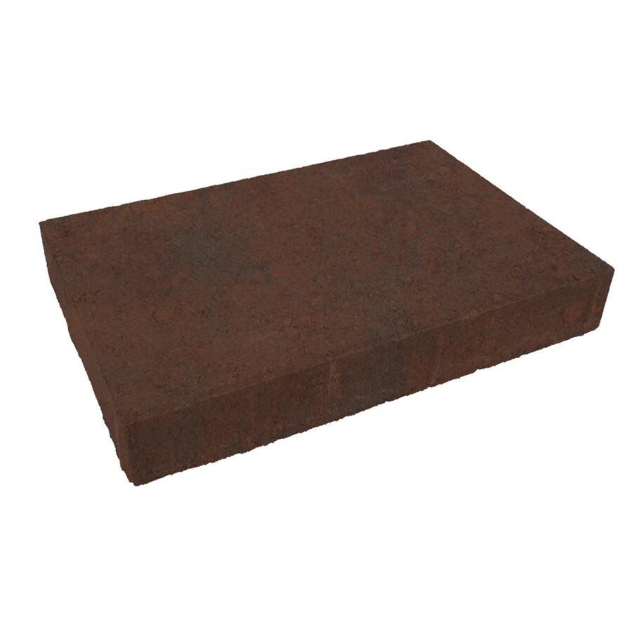Ashberry Haze Concrete Paver (Common: 10-in x 15-in; Actual: 9.8-in x 14.7-in)