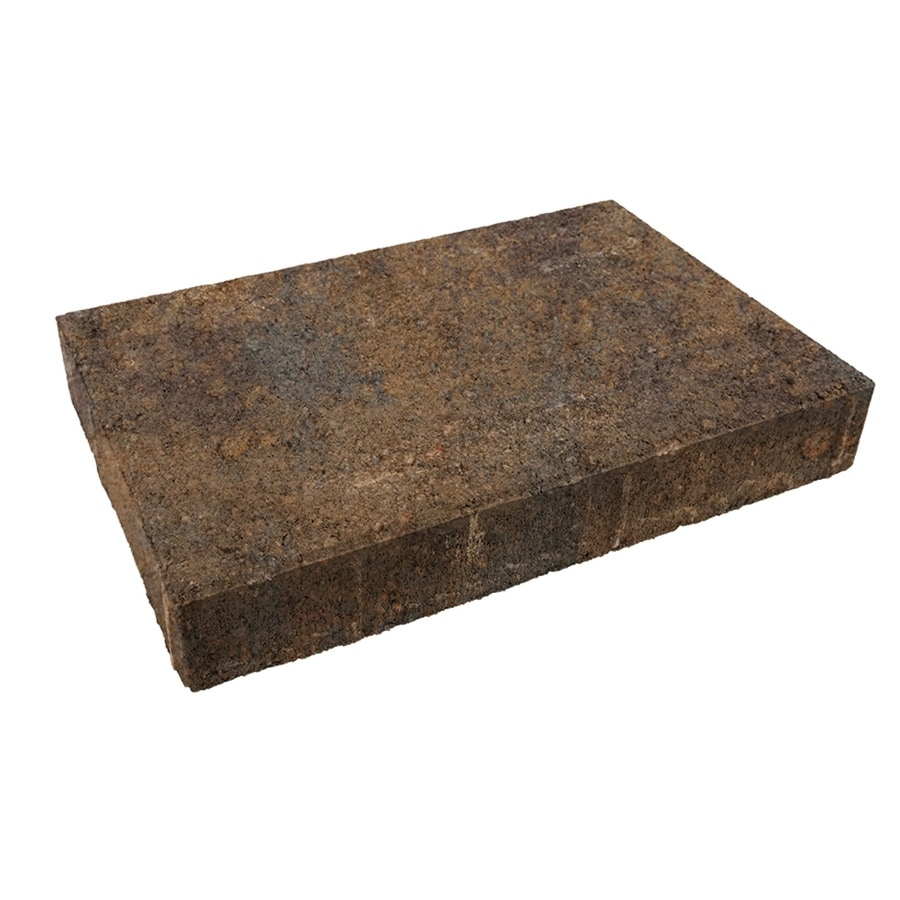 Toscana Concrete Paver (Common: 5-in x 10-in; Actual: 4.9-in x 9.8-in)