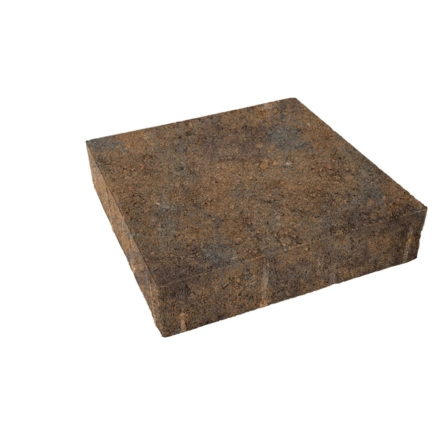 Toscana Concrete Paver (Common: 10-in x 10-in; Actual: 9.8-in x 9.8-in)