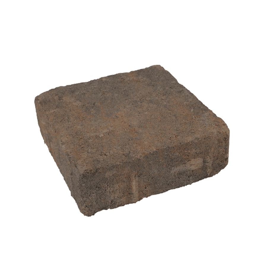 Brittany Beige Concrete Paver (Common: 7-in x 7-in; Actual: 7.1-in x 7.1-in)