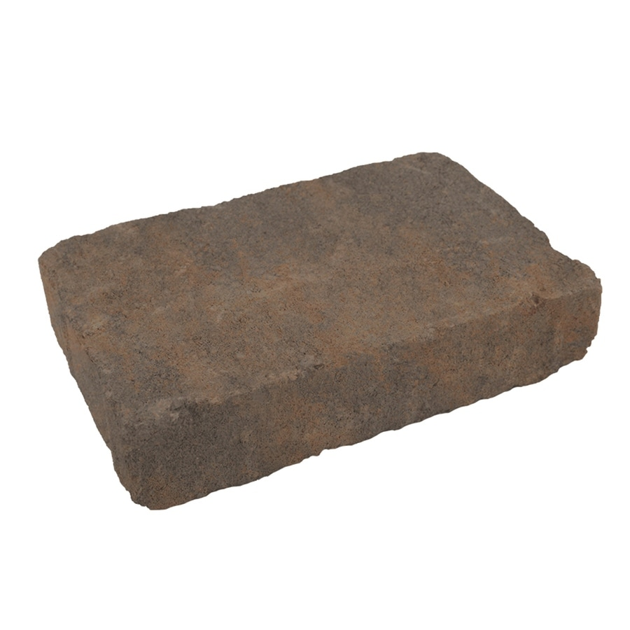 Brittany Beige Concrete Paver (Common: 7-in x 11-in; Actual: 7.1-in x 10.6-in)