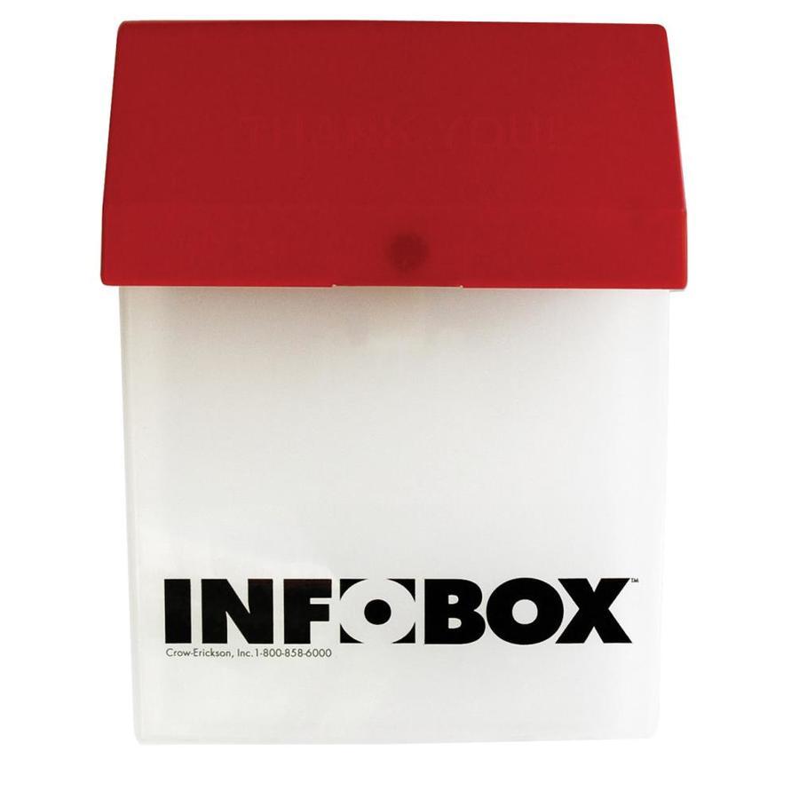 Hillman Sign Center 12-in x 17-in Info Box