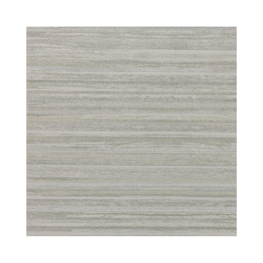 American Olean 11-Pack 12-in x 12-in Antissa Ash Taupe Thru Body Porcelain Floor Tile