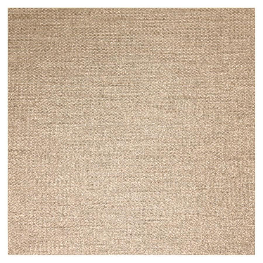American Olean Infusion 12-Pack Gold Fabric Thru Body Porcelain Floor and Wall Tile (Common: 12-in x 12-in; Actual: 11.75-in x 11.75-in)
