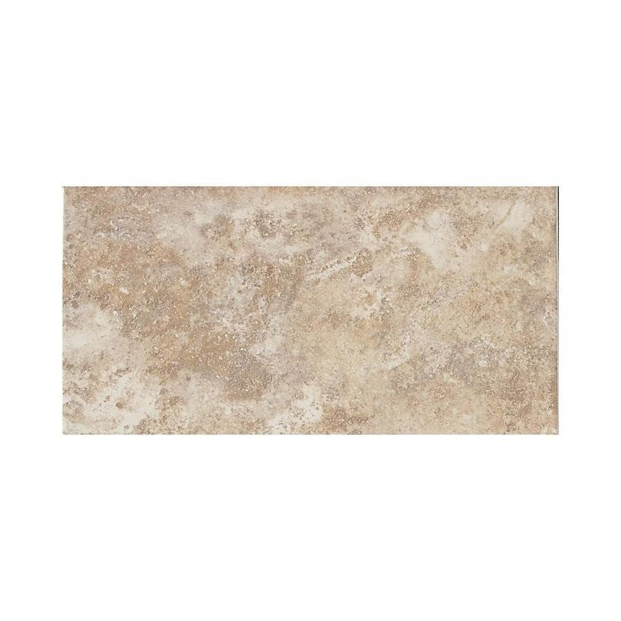 Shop American Olean Belmar 100 Pack Cashmere Ceramic Wall Tile Common 3 In