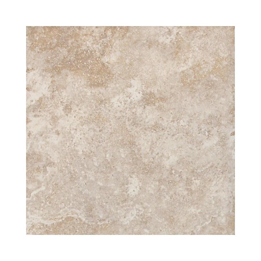 American Olean Belmar Pearl Ceramic Mud Cap Corner Tile (Common: 2-in x 2-in; Actual: 2-in x 2-in)