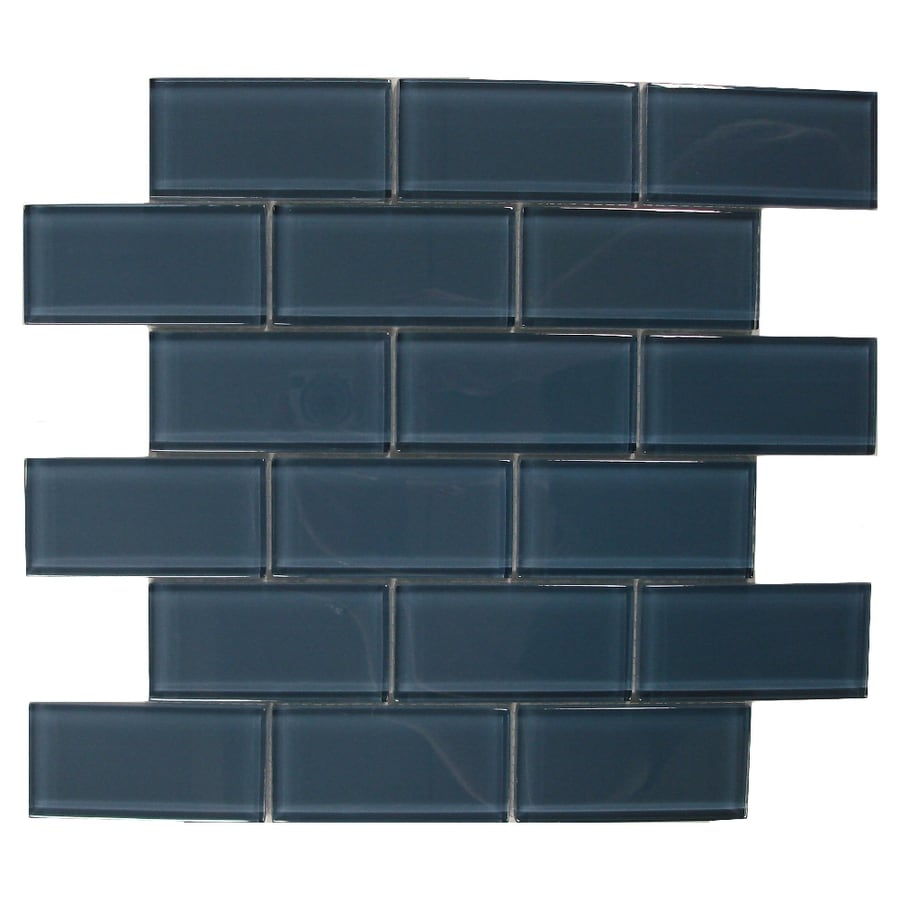 American olean white subway tile
