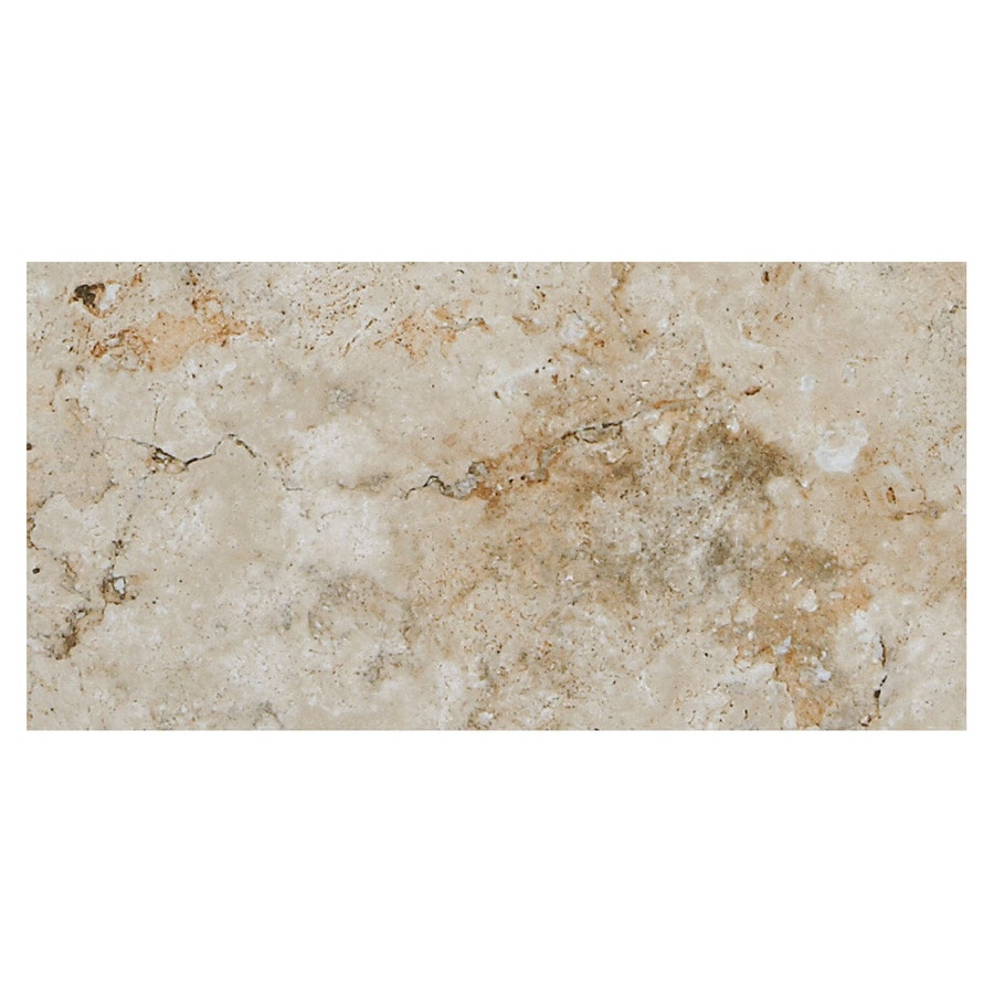 American Olean Bordeaux 42-Pack Creme Ceramic Wall Tile (Common: 4-in x 8-in; Actual: 4.25-in x 8.5-in)
