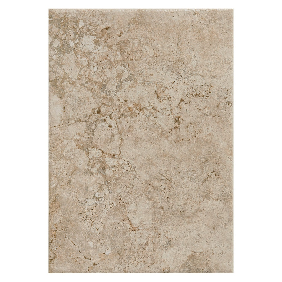 American Olean Bordeaux 15-Pack Chameau Ceramic Wall Tile (Common: 10-in x 14-in; Actual: 9.84-in x 13.96-in)