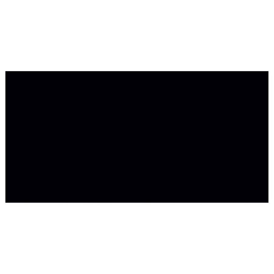 American Olean Bright Gloss Black Ceramic Wall Tile (Common: 3-in x 6-in; Actual: 3-in x 6-in)