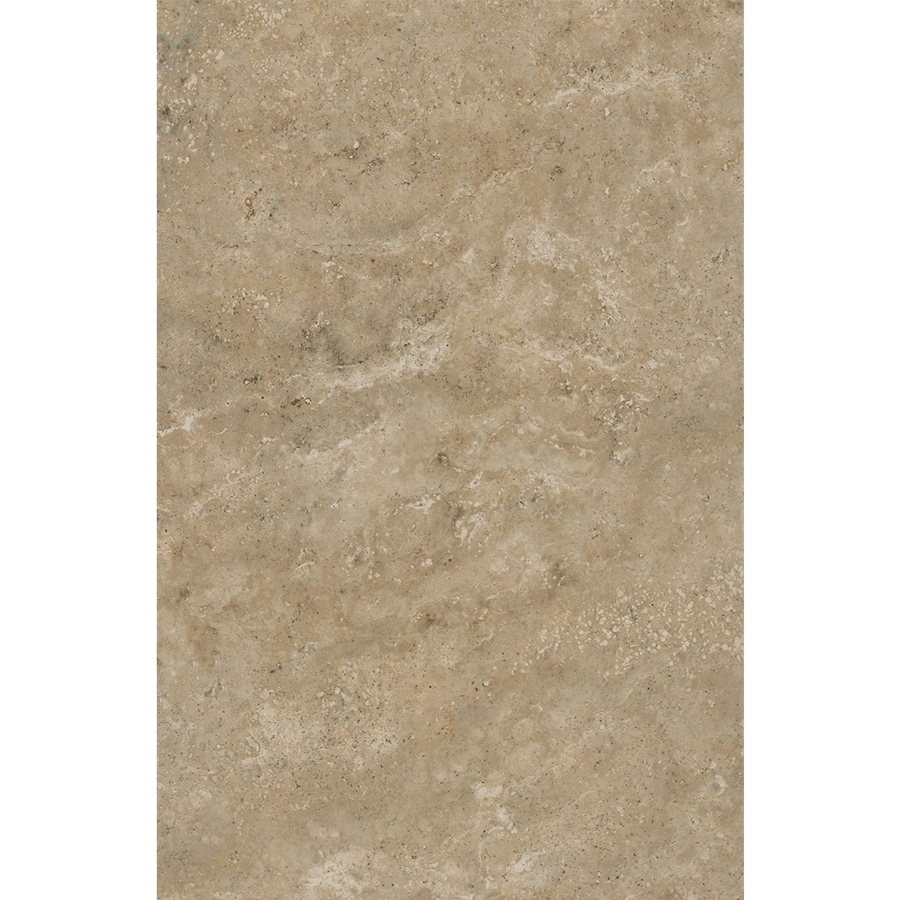 American Olean Stone Claire 7-Pack Russet Porcelain Floor and Wall Tile (Common: 13-in x 20-in; Actual: 13.12-in x 19.75-in)