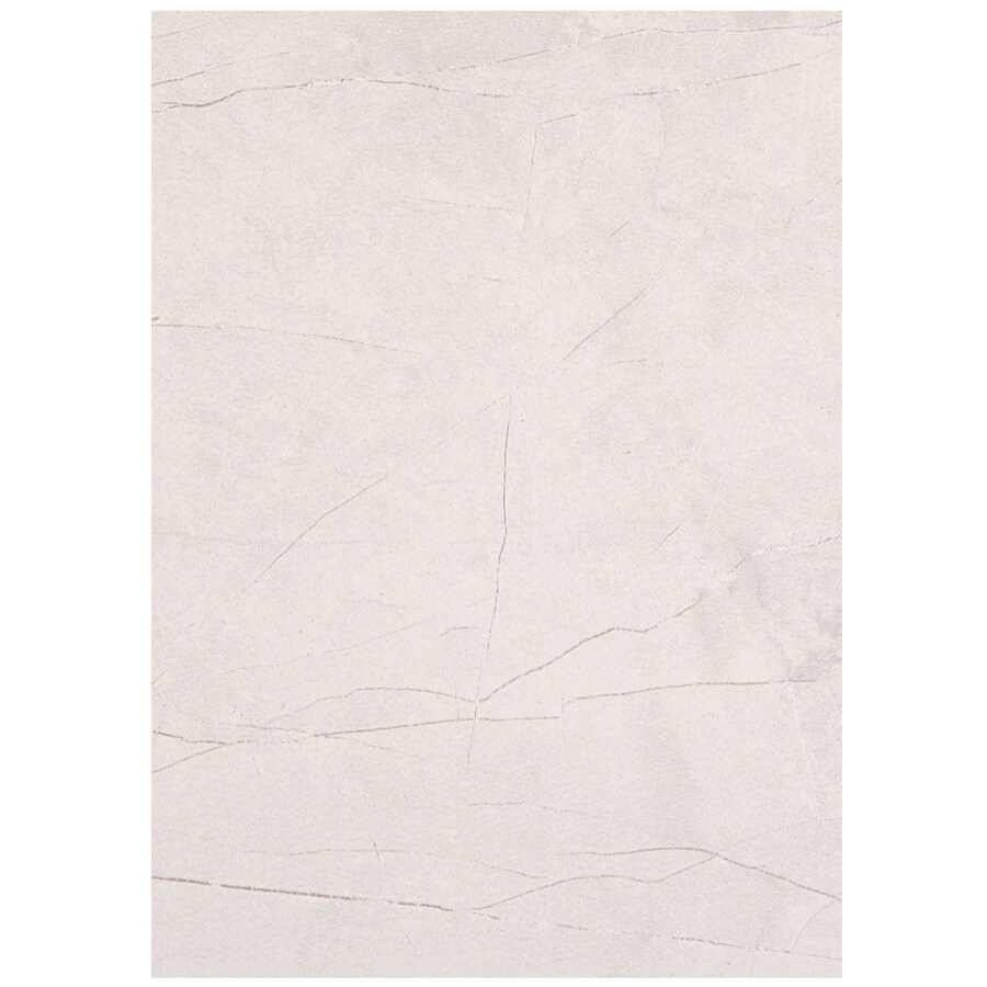 American Olean Bevalo 15-Pack Dove Ceramic Wall Tile (Common: 10-in x 14-in; Actual: 9.84-in x 13.96-in)