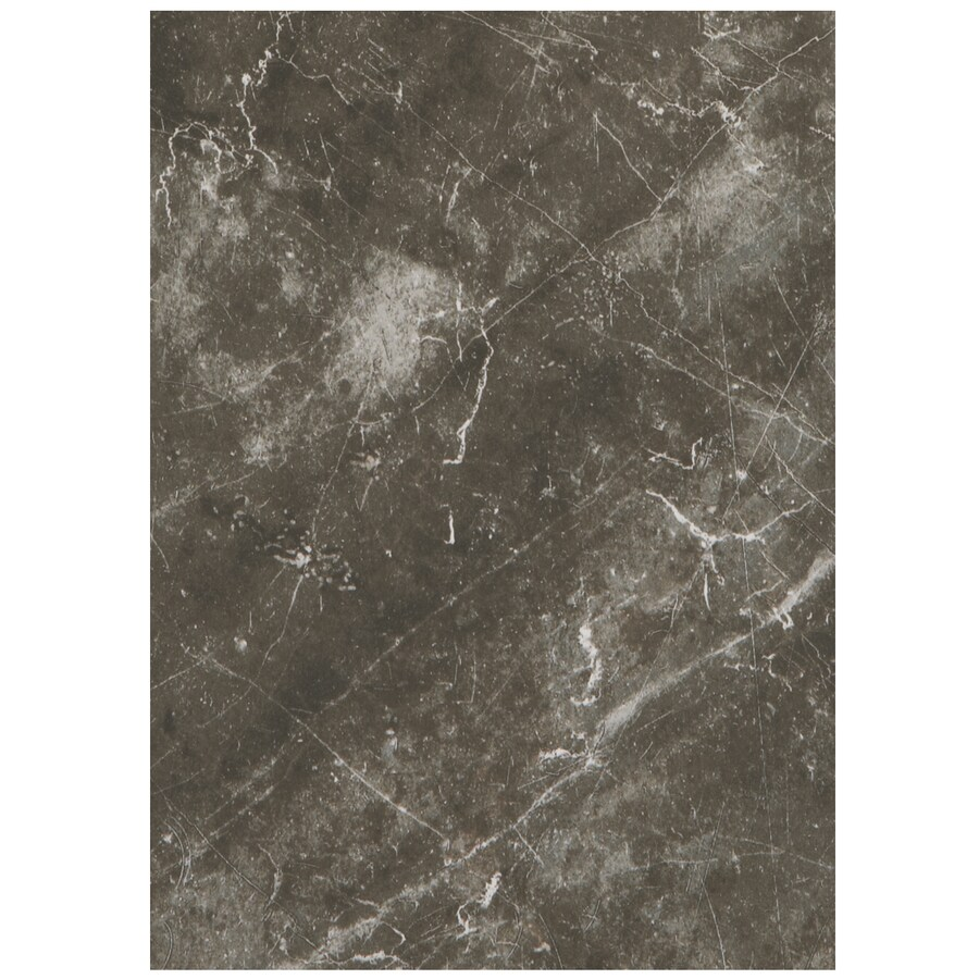 American Olean Bevalo 15-Pack Charcoal Ceramic Wall Tile (Common: 10-in x 14-in; Actual: 9.84-in x 13.96-in)