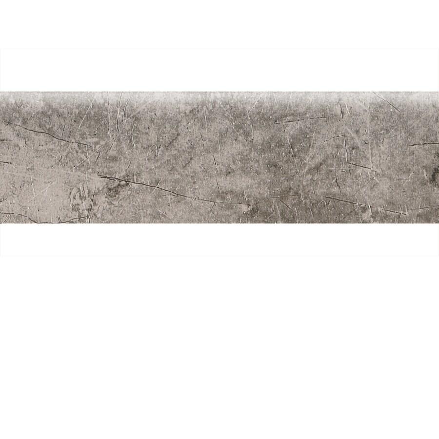 Shop american olean bevalo mist ceramic bullnose tile for 10 x 10 ceramic floor tile