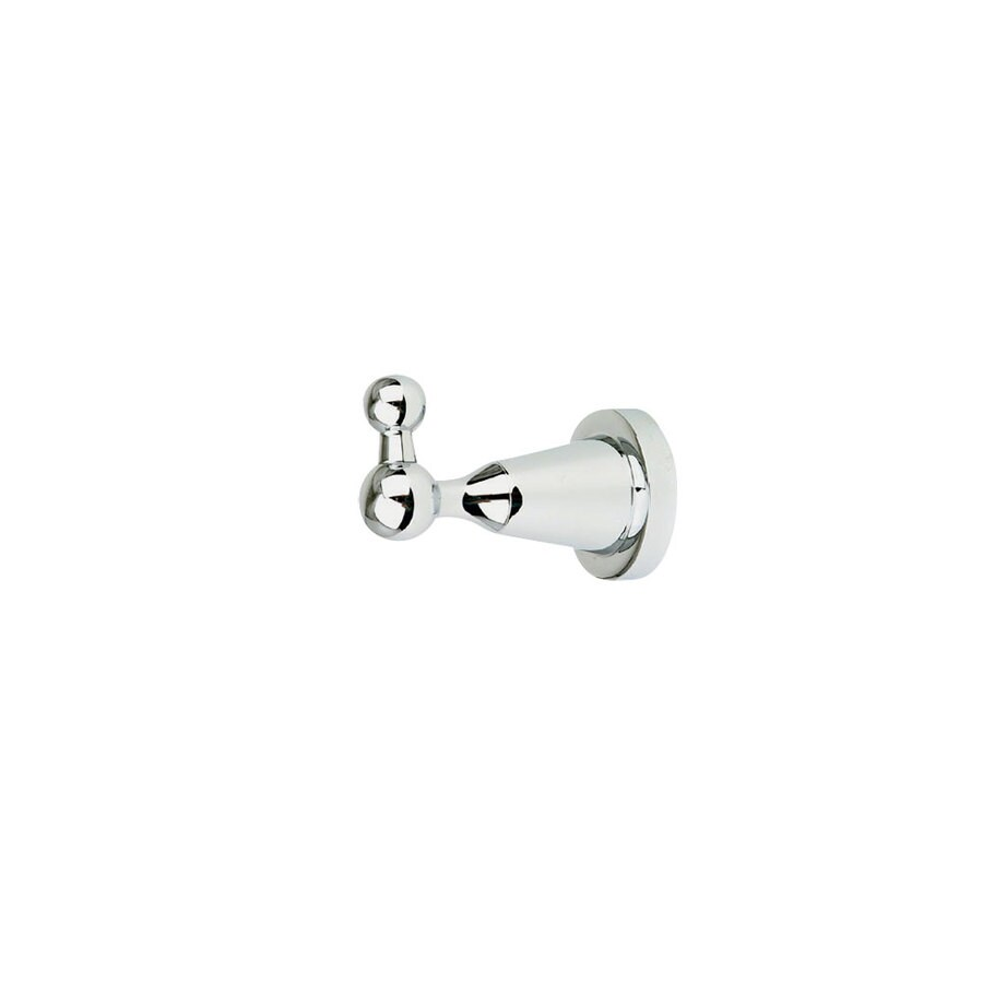 Giagni Dolo Polished Chrome Robe Hook