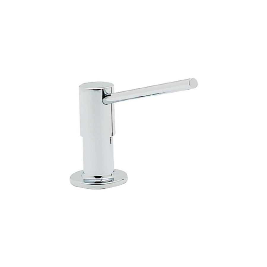 BLANCO Alta Polished Chrome Soap and Lotion Dispenser
