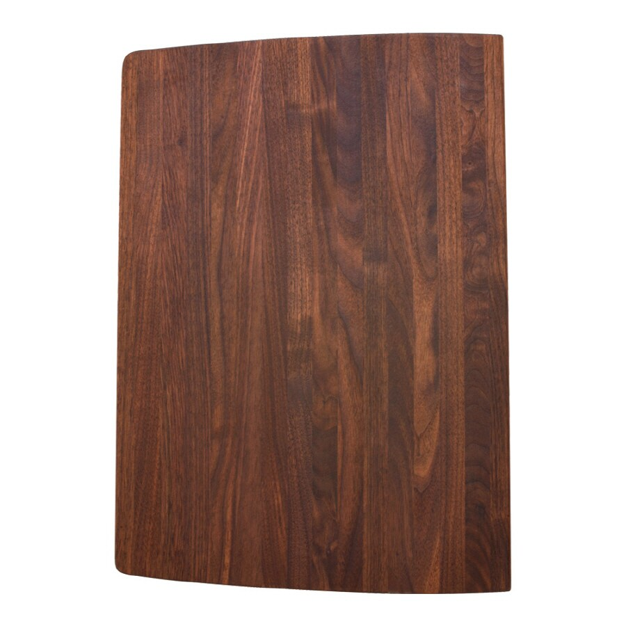 BLANCO 18-7/8-in L x 12-7/8-in W Wood Cutting Board