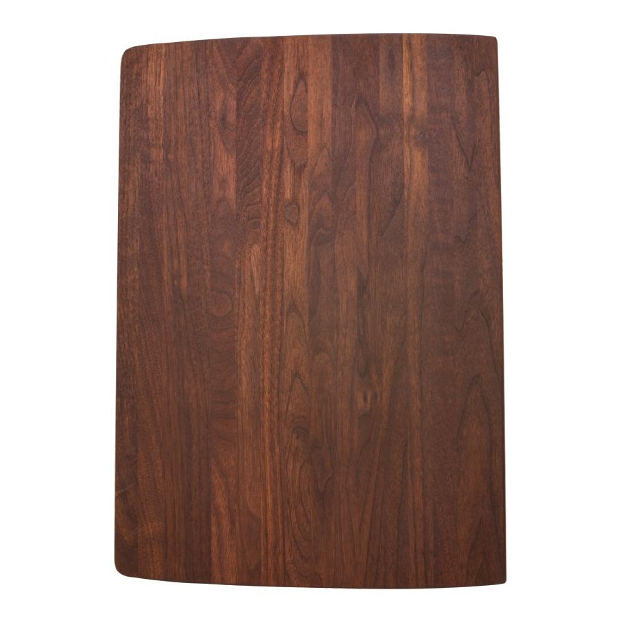 BLANCO 19-1/4-in L x 11-7/8-in W Wood Cutting Board