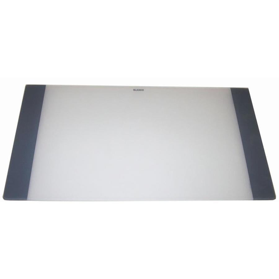 BLANCO 17.25-in L x 10.625-in W Glass Cutting Board