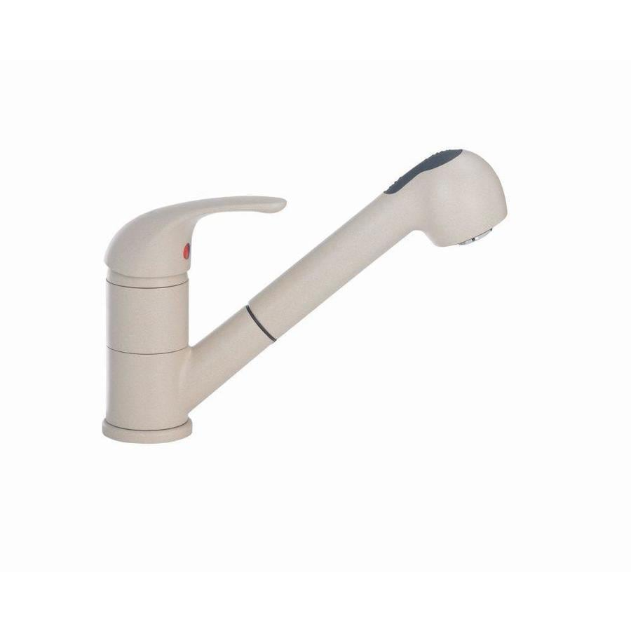 BLANCO Torino Jr Biscotti 1-Handle Pull-Out Kitchen Faucet