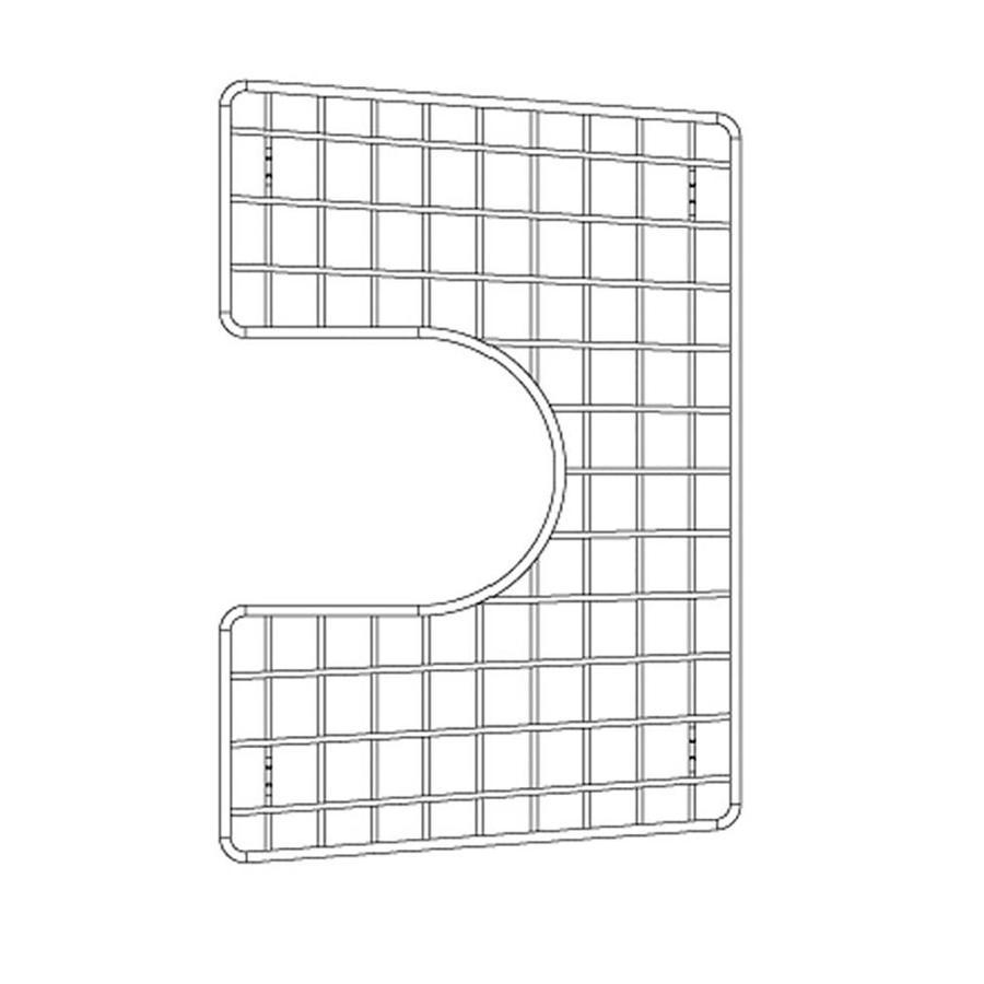 BLANCO 12.75-in x 12.9375-in Sink Grid