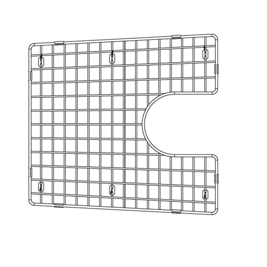 BLANCO 15.875-in x 17.25-in Sink Grid