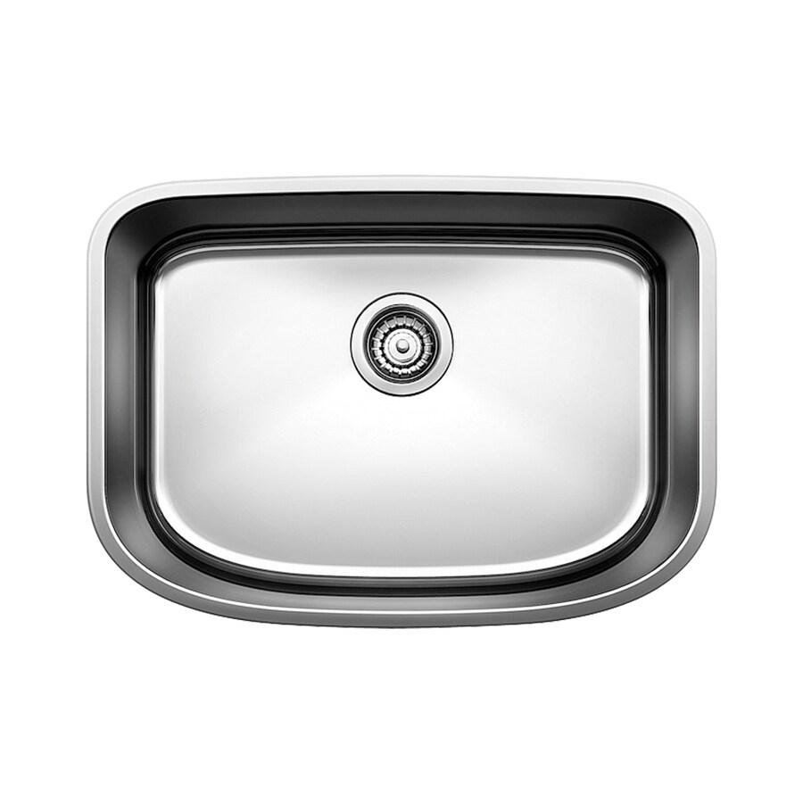 Blanco 441629 One Single Bowl with Organizing Kit Medium Stainless Steel