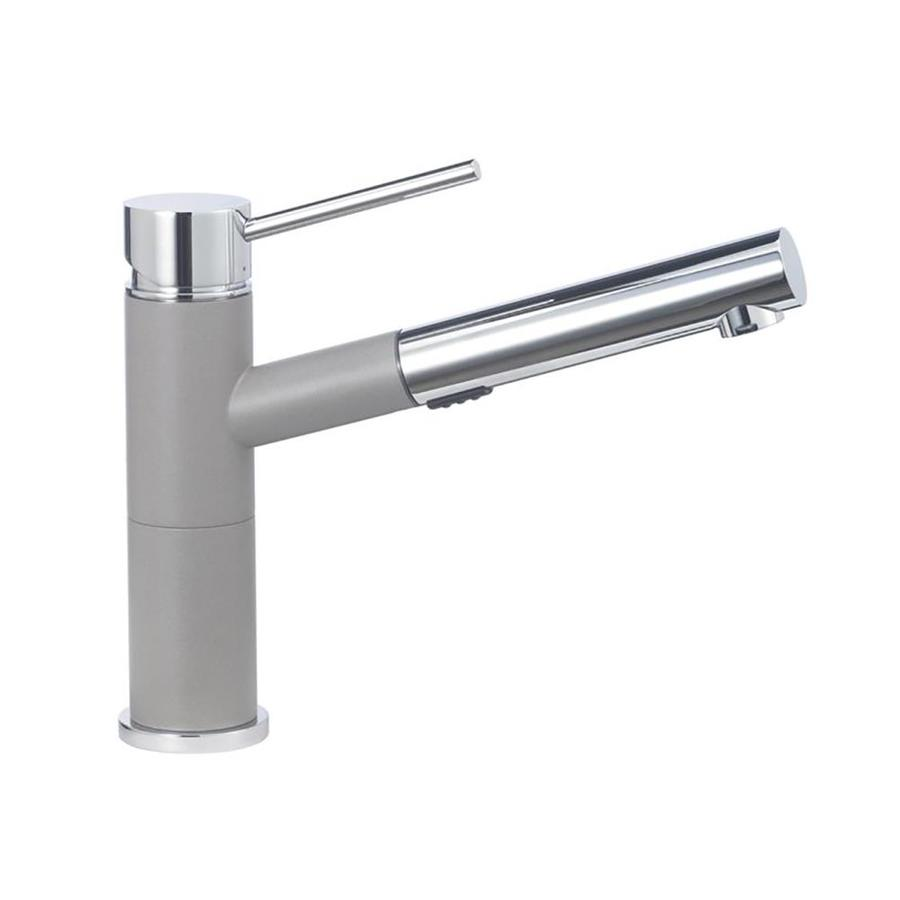 BLANCO Alta Truffle 1-Handle Pull-Out Kitchen Faucet