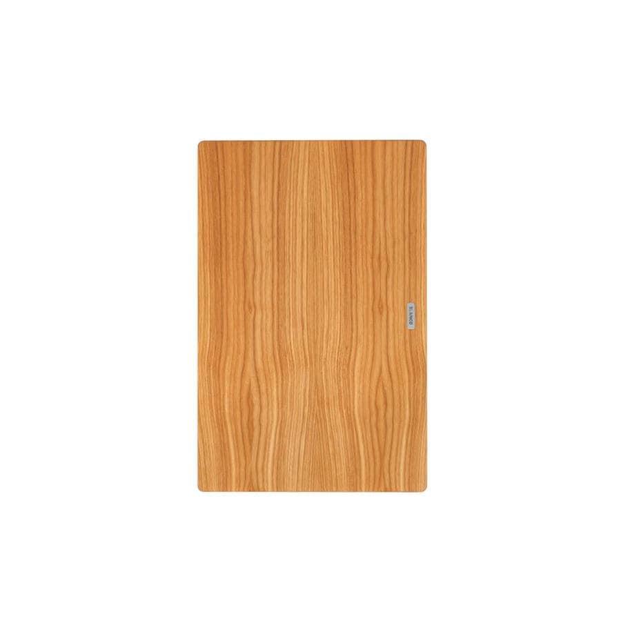 BLANCO 17.43-in L x 11.375-in W Wood Cutting Board