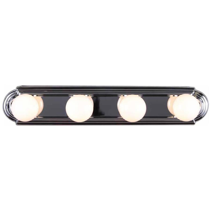 Gratz 4-Light Chrome Vanity Light