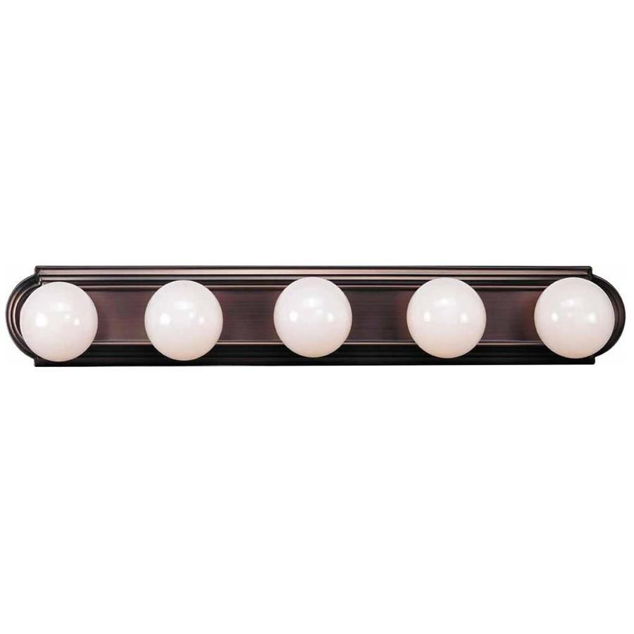 Gratz 5-Light Antique Bronze Vanity Light