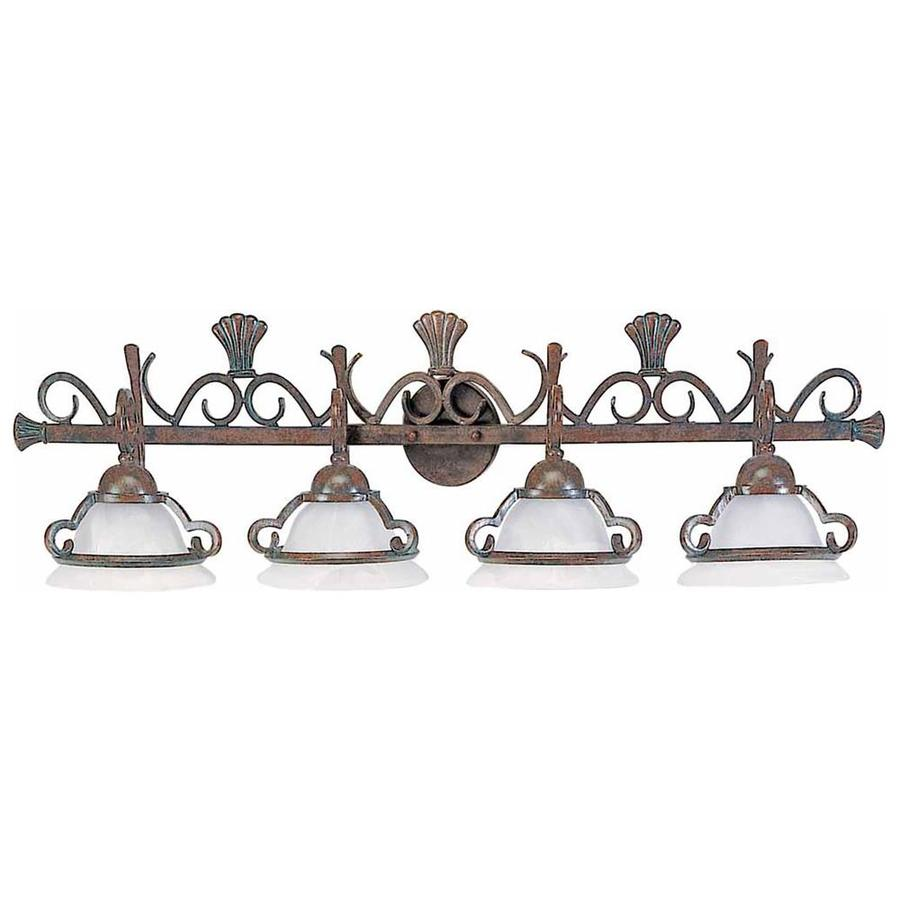 Avalon 4-Light Imperial Bronze Vanity Light