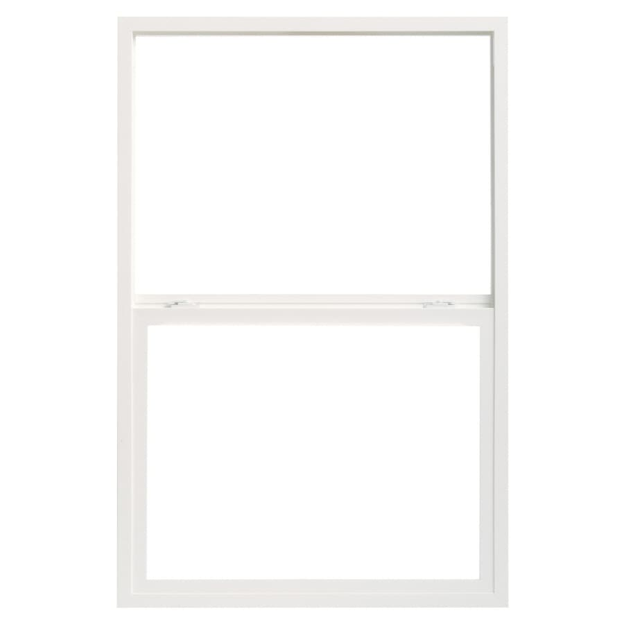 ThermaStar by Pella Single Hung Window (Rough Opening: 36-in x 36-in; Actual: 35-in x 35.5-in)