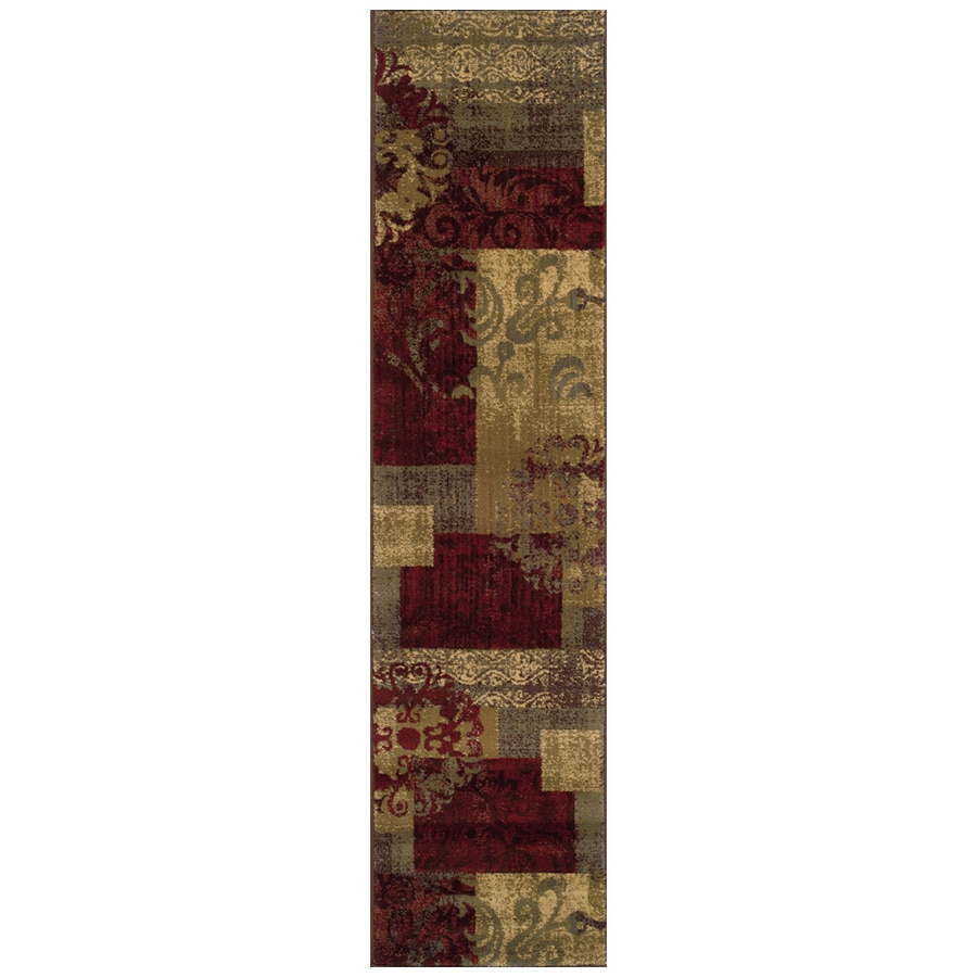 Sedia Home Madelyn Multicolor Rectangular Indoor Woven Runner (Common: 2 x 8; Actual: 22-in W x 90-in L)
