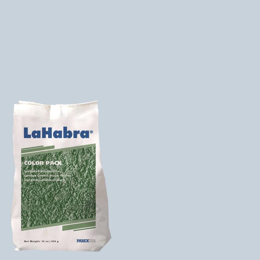 LaHabra 1-lb Blue Stucco Color Mix
