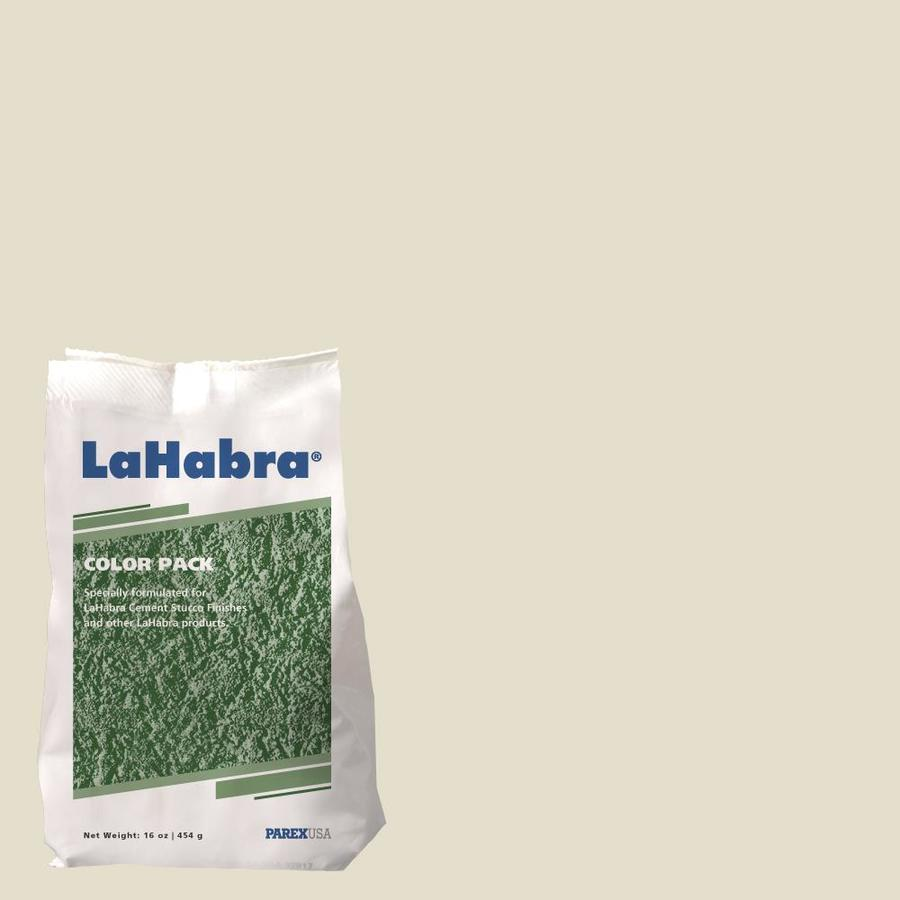 LaHabra 1-lb Gray Stucco Color Mix