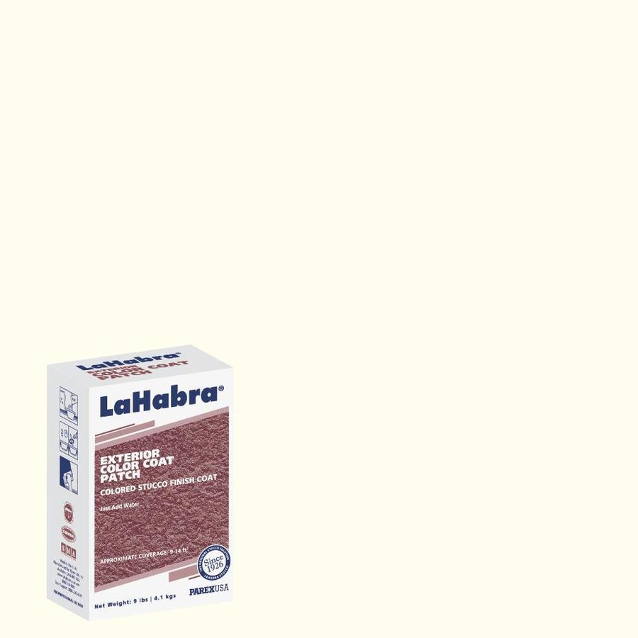 LaHabra 9-lb Stucco Color Mix