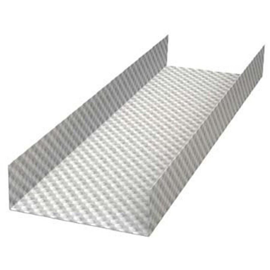 Dietrich Metal Framing ProSTUD 2.5-in W x 120-in L x 1.25-in D Galvanized Steel Metal Stud